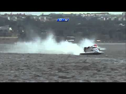 F1H2O - Grand Prix of Brazil 2013 * The Race - 720HD
