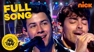 Gambar cover Jonas Brothers Perform Hit Song 'Cool' on All That | New Episodes Sat. @ 8:30P EST!