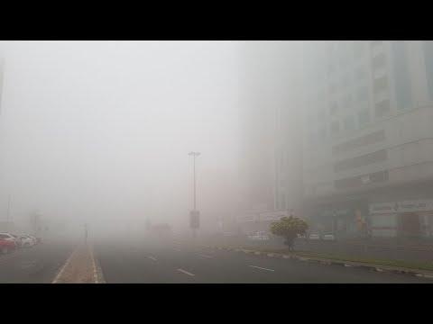 Dense fog continues to blanket UAE