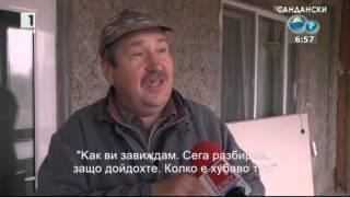 Как живут русские в Болгарии / Село Смядово