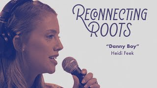 "Heidi Feek - ""Danny Boy"" 
