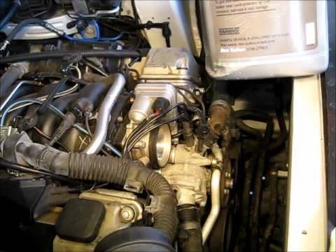 Range Rover Mkiii Top Coolant Hose Youtube