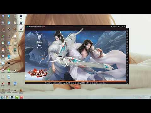 Hướng Dẫn - Chơi Tất Cả Các Game Mobile Trên PC Bằng Phần Mềm Giả Lập Nox