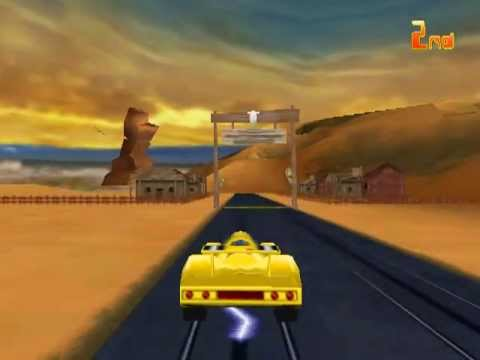 Let's Play Hot Wheels Slot Car Racing Episode 1: Buzz Of Cars