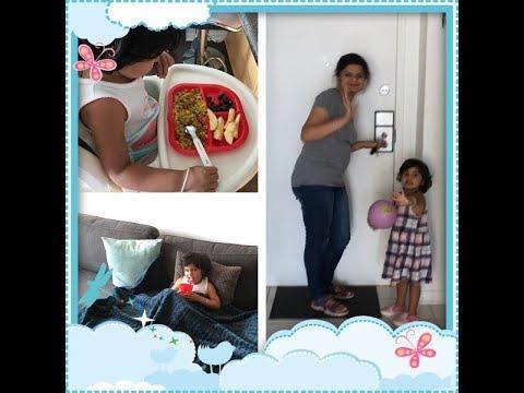 My Weekend (Saturday) Morning Routine | Indian (NRI) SAHM Breakfast & Cleaning Routine