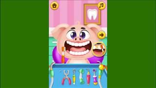Игра стоматолог для животных. Стоматолог игра для детей