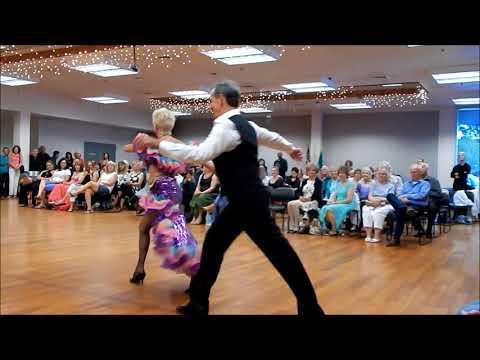 Washington State Senior Games Dance Competition 7-7-18 – Samba(s)