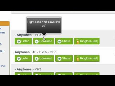 B.O.B. - Airplanes DOWNLOAD LINK