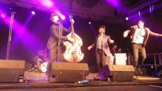 POSTMODERN JUKEBOX - Stacy's Mom with Casey Abrams, Morgan James & Scott Bradlee- live in Bristol UK