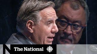 Quebec imposes COVID-19 curfew, 4-week lockdown