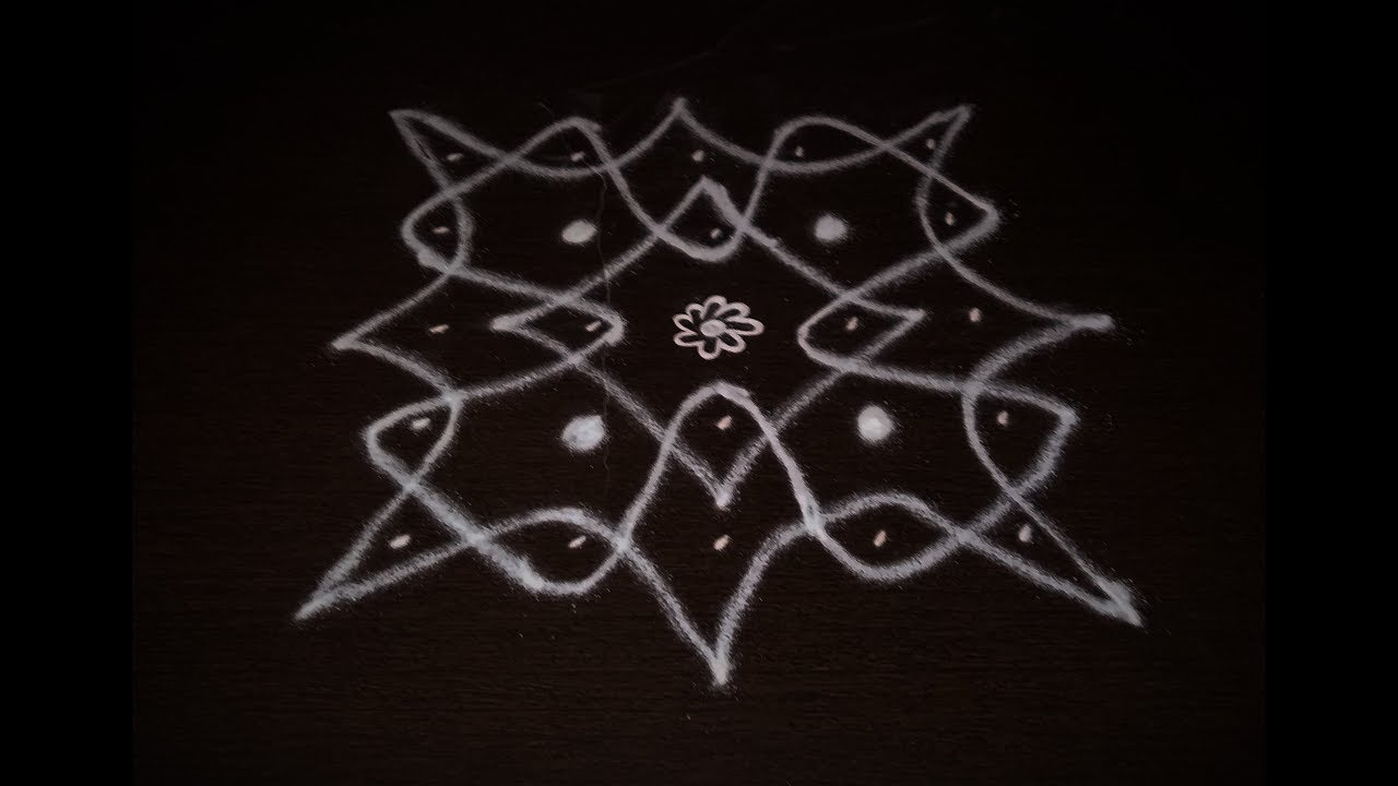 5 pulli kolam easy pooja room kolam with rangoli designs simple