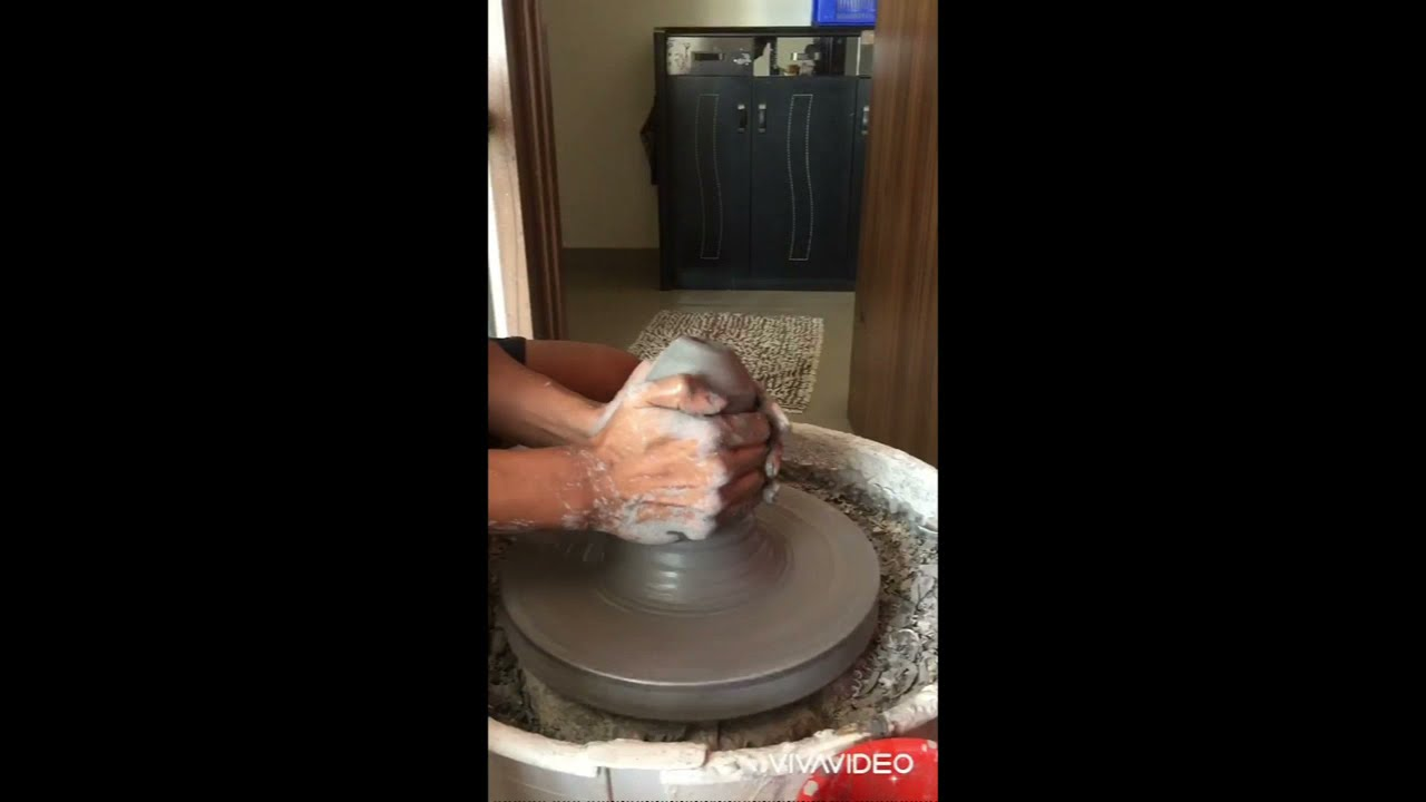 A compilation of soothing, relaxing, satisfying pottery videos