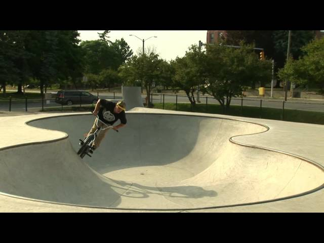 Jake Seeley and Jaryn Pierson at Pittsfield Skate Plaza