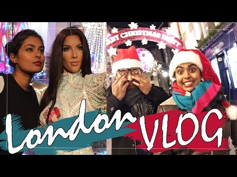 England Winter Travel - Roman Bath, Meeting Kim Kardashian - Christmas Vacation Ideas