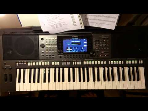 comparison of eq settings yamaha psr s770 youtube. Black Bedroom Furniture Sets. Home Design Ideas