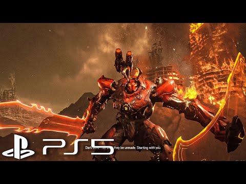 Doom Eternal The Ancient Gods Part 2 Ending PlayStation 5 / Noyze Boy |