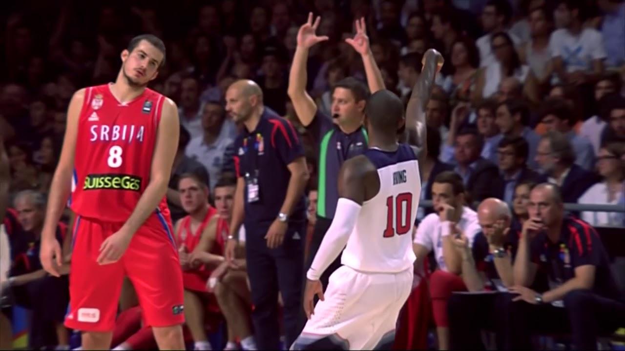 a0308b55d72d Best of Kyrie Irving Team USA Ultimate Mixtape FIBA Basketball World Cup  2014