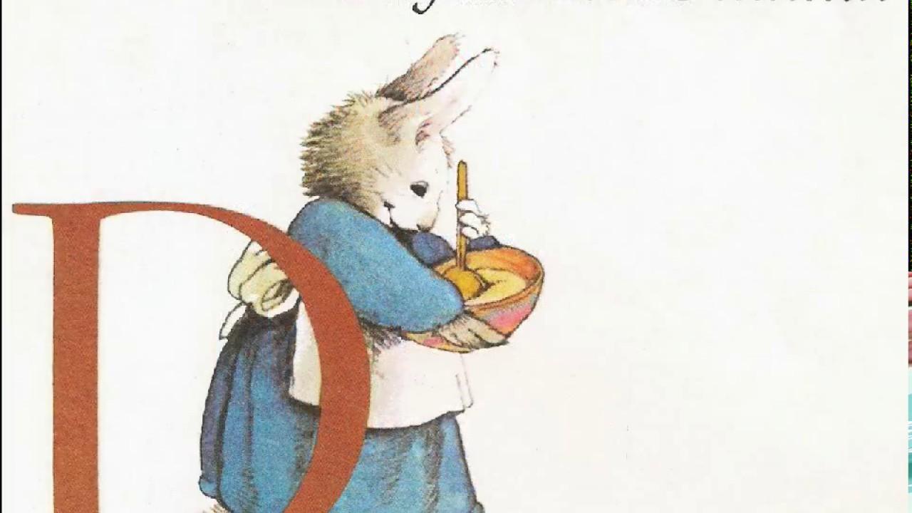 Cuentos del conejo Ludovico - 01 El ayudante de mamá - YouTube