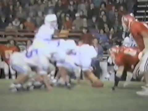 1988 Checotah VS Stilwell High School Football