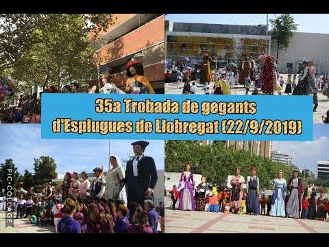 Download 35a Trobada de gegants d'Esplugues de Llobregat (22/9/2019)