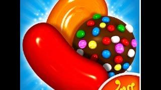Игра Candy Crush Saga три в ряд на Андроид