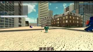 the amazing spiderman2 bug (roblox)