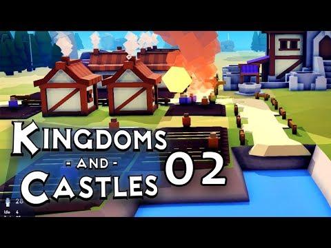 Kingdoms and Castles [#02] - Von Drachen, Feuer und Hunger - Let