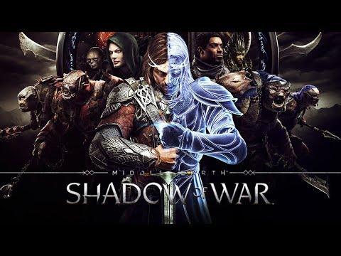SHADOW OF WAR All Cutscenes (Game Movie) 1080p HD thumbnail