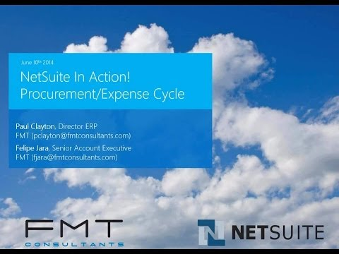 NetSuite Procurement