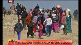 Iraqi forces capture Mosul Airport from the clutches of ISIS
