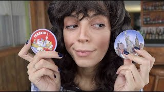 ASMR | Stranger Things | Joyce Shows You Her Magnet Collection!