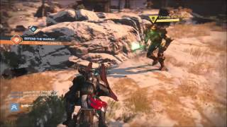 Destiny taken king how to get touch of malice exotic scout rifle 2015