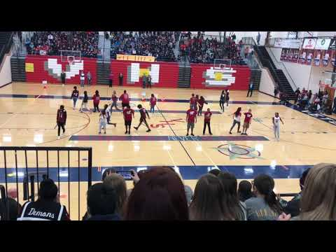 Warner Robins High School special performance
