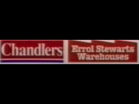 Chandlers/Errol Stewarts QLD advert 1995