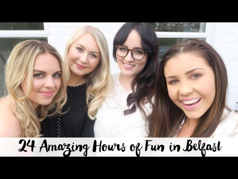 24 Hours In Northern Ireland With Ellie Goulding | Meg Says Vlog