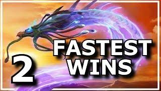 Hearthstone - Best Fast Wins 2
