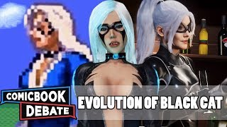 Evolution of Black Cat in Games in 12 Minutes (2018)