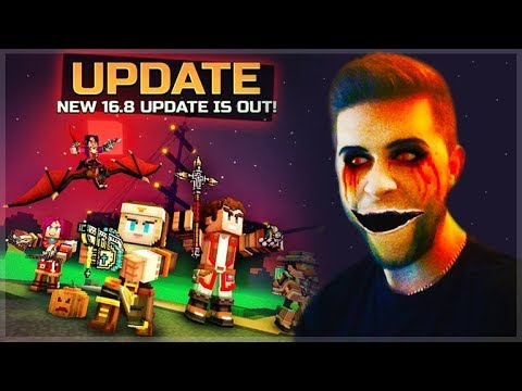 Pixel Gun 3D | 16.8.0 HALLOWEEN UPDATE YOU CAN PLAY WITH XBOX CONTROLLERS!