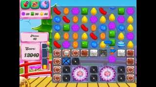 Candy Crush Saga: Level 377 (No Boosters 3★) iPad