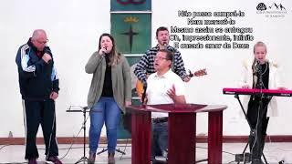 Culto de Louvor e Adoração  |  02-05-2021