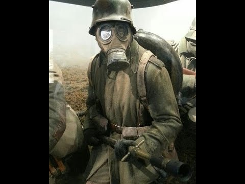 History of chemical weapons in World War 1 (FULL