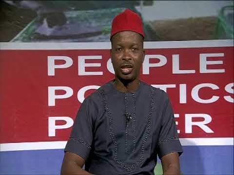 PEOPLE POLITCS & POWER: Nation Building | Youths And Nigeria's Future