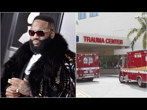 Rick Ross Gets Rushed To The Hospital After Being Found Unresponsive In Home