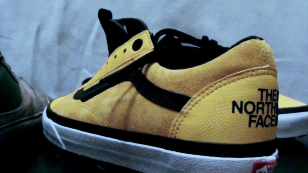 Анбоксинг эксклюзива! Vans x The North Face Old Skool MTE DX * Unboxing + On feet