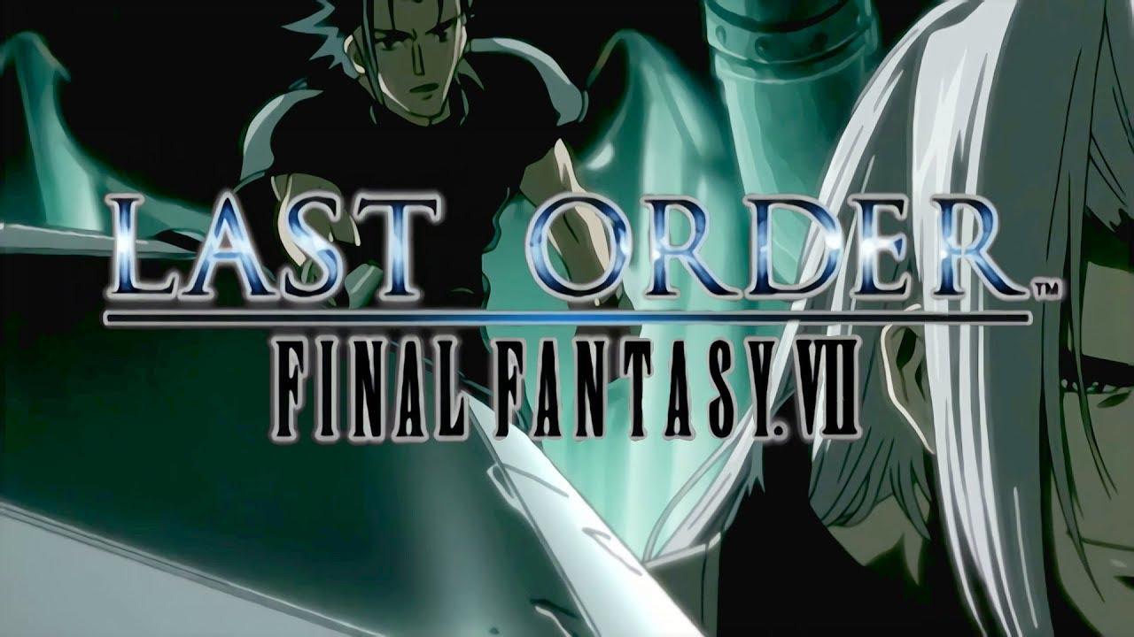 Last Order Final Fantasy Vii 1080p Upscaled Closed Captions