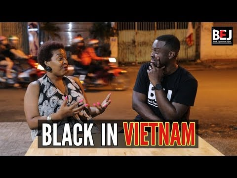 """""""You Have Freedom Out Here, Like Real Freedom ..."""" (Black In Vietnam) 