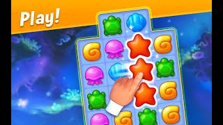 Fishdom Gameplay | Mobile | No Commentary