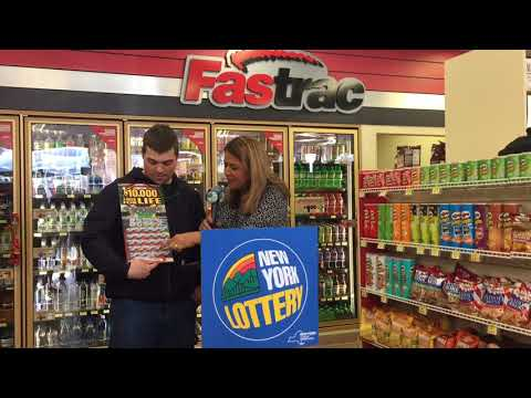 Liverpool man scratches off NYS lottery ticket, wins $10,000 a week for life