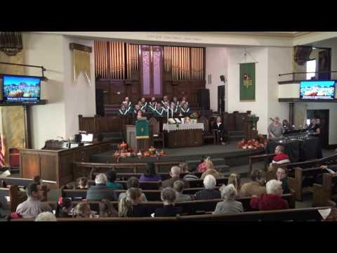 Sunday Worship Service, 10/23/2016