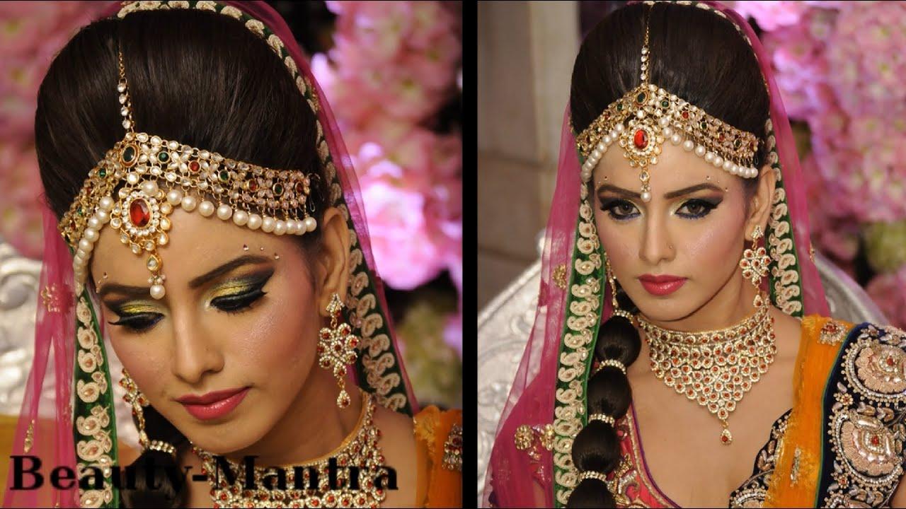 wedding makeup - amrapali bridal look - complete hair and makeup